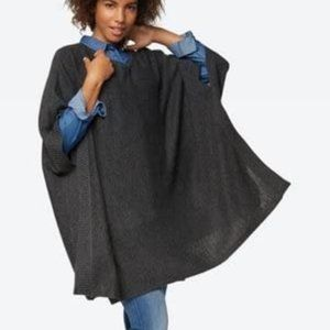 Bench Dexterity Poncho Oversized Sweater